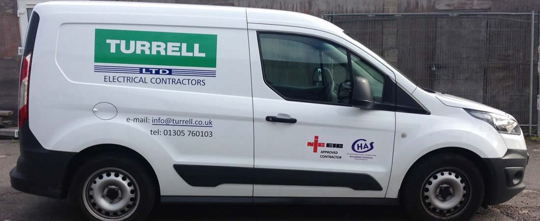 Turrell Ltd. Electrical Contractor